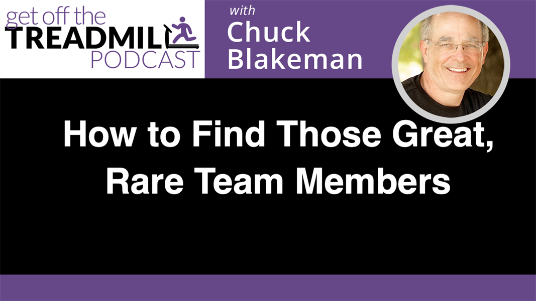 How to Find Those Great, Rare Team Members