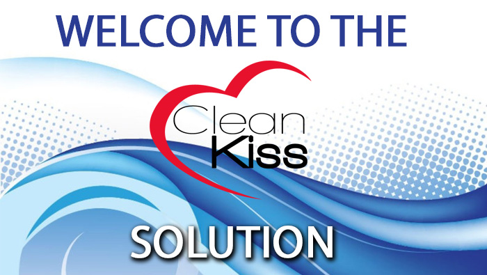 Clean Kiss  As seen on TV