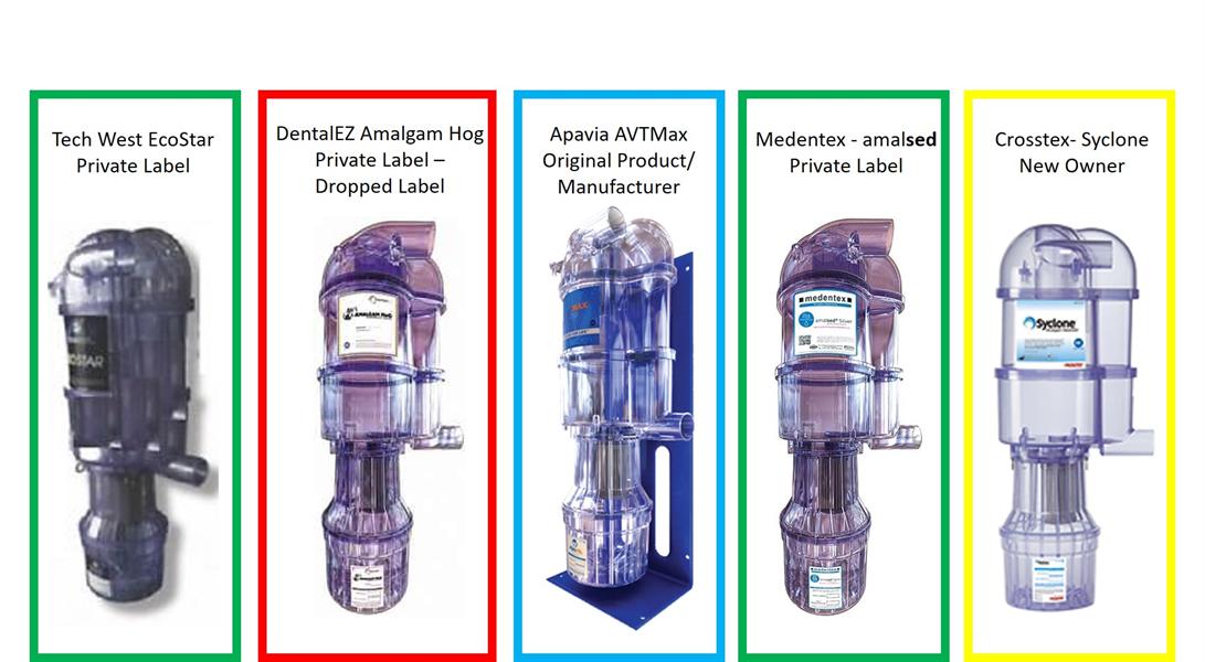 Amalgam Separator User Manual Breakdown: Crosstex Syclone – Part 3 Maintenance, Disposal, and Notes