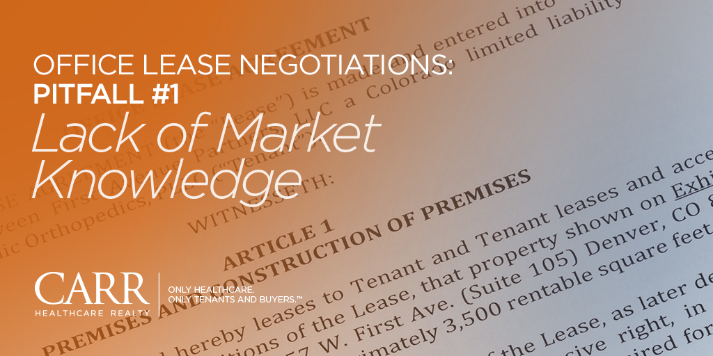 Office Lease Negotiations: 3 Pitfalls to Avoid