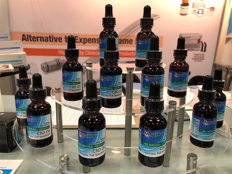 CBD Oil Is an Effective Pain Relief Option for Dental Professionals
