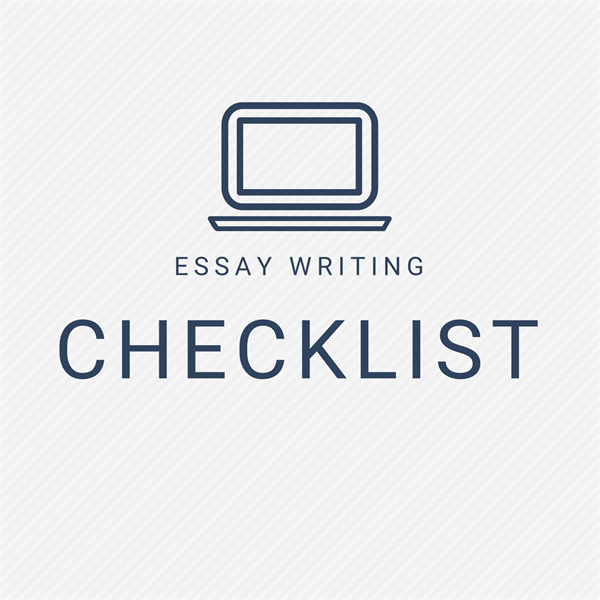 The Most Comprehensive Checklist for Essay Writing: 12 Rules to Follow