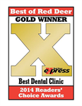 What to do when you win 'Best Dentist'?