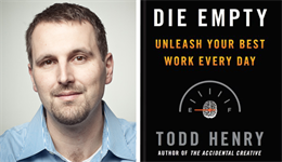 """""""How to Unleash Your Best Work Every Day"""" Podcast"""