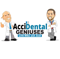 AcciDental Geniuses Podcast with Mike DiTolla and Joshua Austin