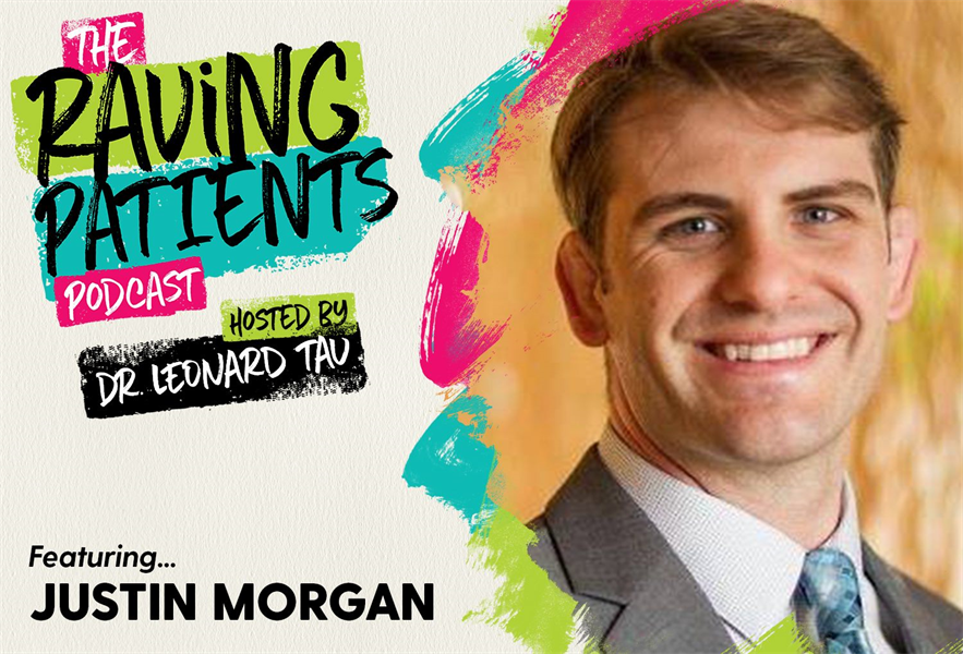 Raving Patients Podcast with Justin Morgan : All About SEO with The Dental Marketing Guy