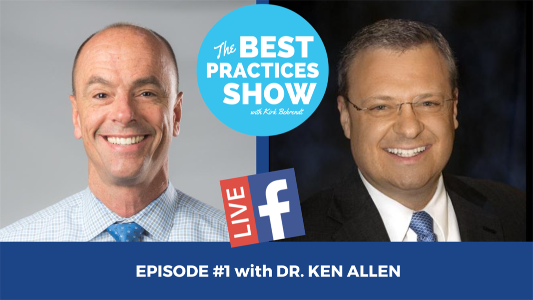 Episode #1 - The Secrets to Finding Great Dental Team Members with Dr. Ken Allen