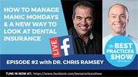 Episode 02 - How to Manage Manic Mondays with Dr. Chris Ramsey