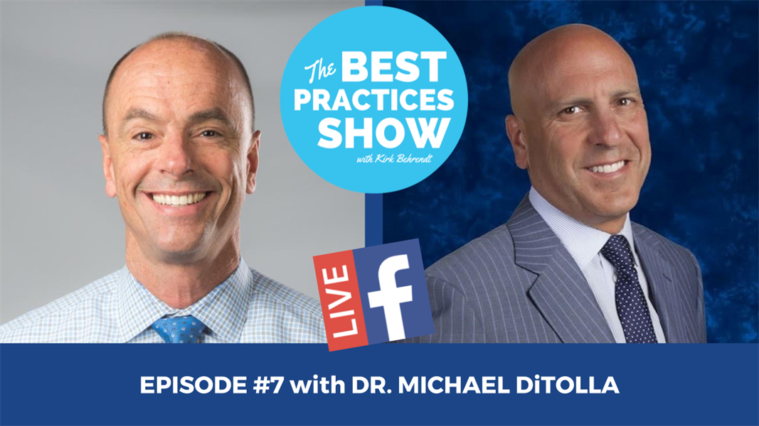 Episode #7 - Obtaining the Best Crown and Bridge Results with Dr Michael DiTolla
