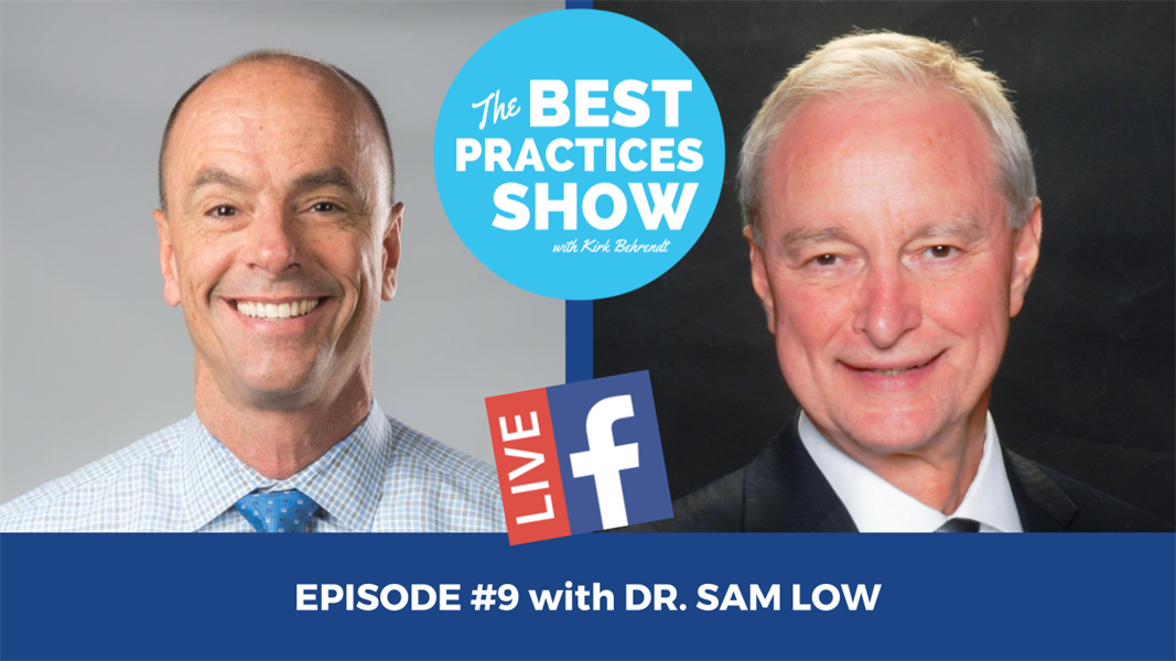 Episode #9 - It's Not About the Gums with Dr. Sam Low