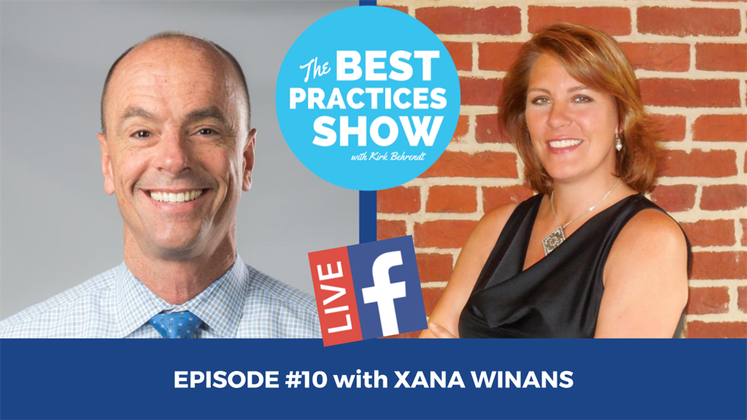 Episode #10 - Doubling Your New Patients with Better Phone Conversion Secrets with Xana Winans