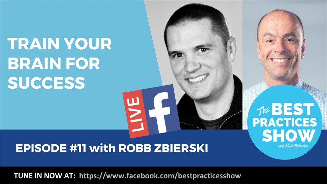 Episode 11 - Train Your Brain for Success with Robb Zbierski