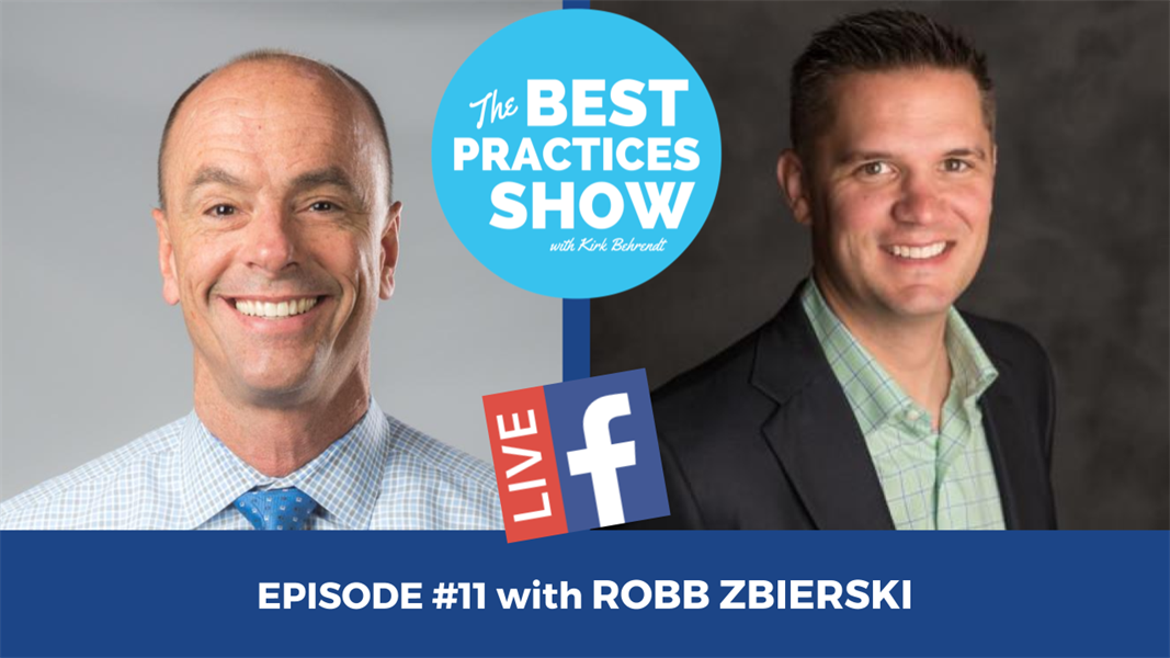 Episode #11 - Train Your Brain for Success with Robb Zbierski