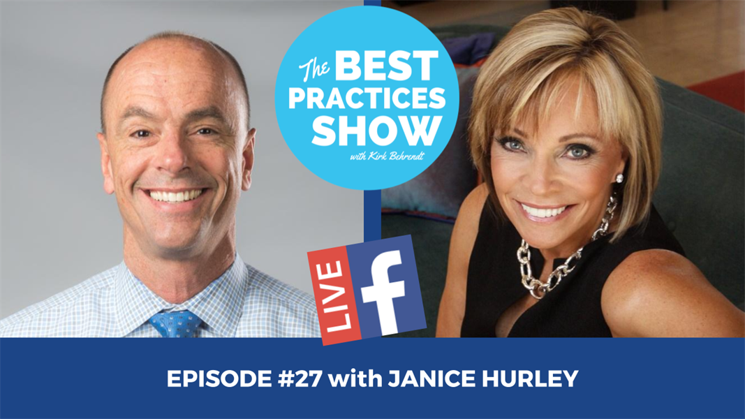 Episode #27 - The Non-Negotiable Components of Your Practice Image with Janice Hurley
