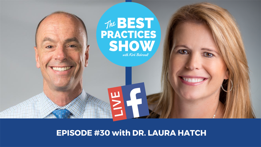 """Episode #30 - """"How Much Will My Insurance Cover?"""" Answers to the Hardest Question with Laura Hatch"""