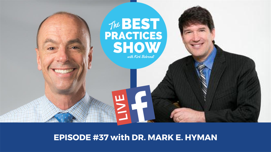 Episode #37 - The Advantage You're Not Using in Dentistry with Dr. Mark Hyman