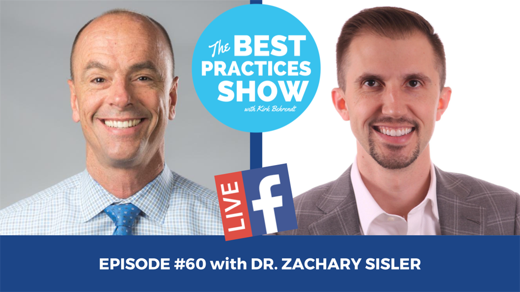Episode #60 - The Road Less Traveled in Restorative Dentistry with Dr. Zachary Sisler