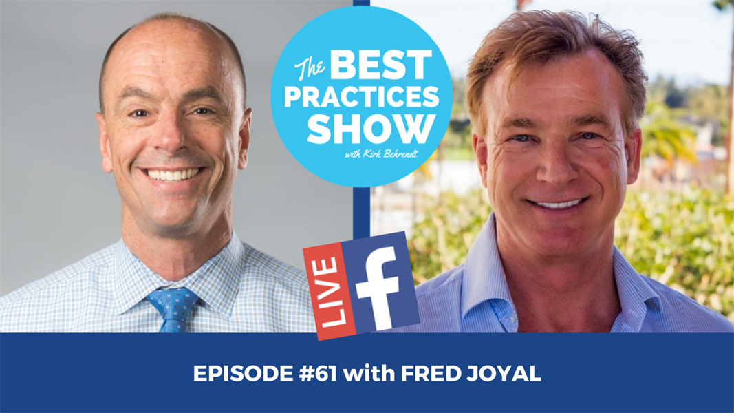 Episode #61 - Decoding the Digital Marketing Landscape with Fred Joyal
