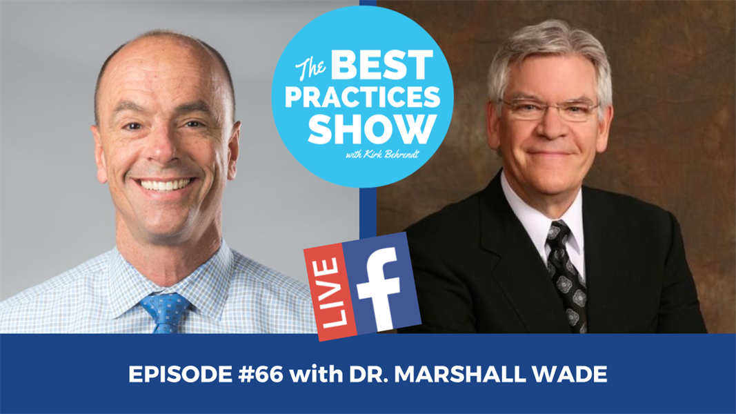 Episode #66 - The Recipe for Crisis Management with Dr. Marshall Wade