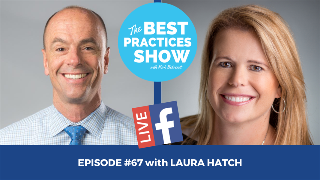 Episode #67 - The Essentials of Hiring with Laura Hatch