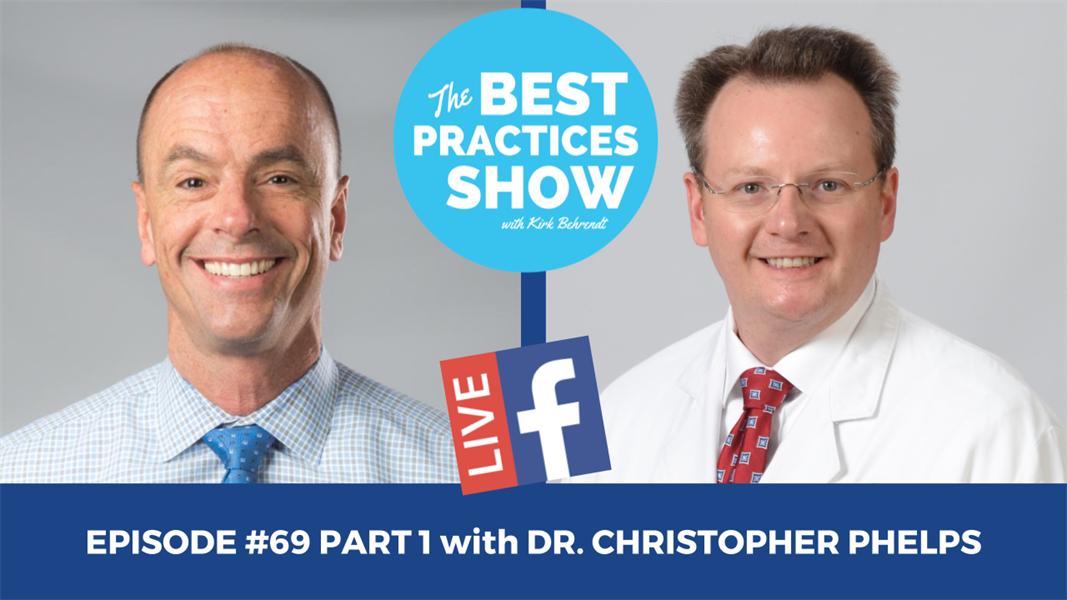 Episode #69 - Setting the Stage for Yes: Applying the Proven Science of Influence with Dr. Christopher Phelps