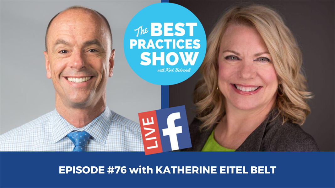Episode #76- The Keys to Growing a Telephone Rockstar with Katherine Eitel Belt