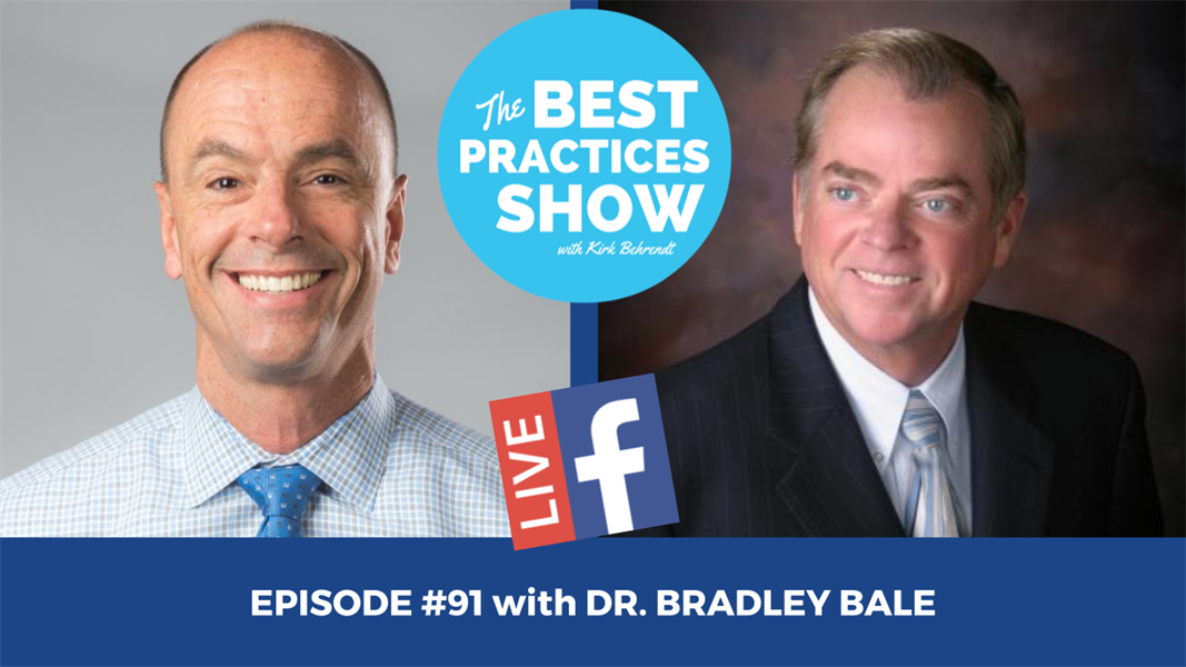 Episode #91 - Beat the Heart Attack Gene with Bradley Bale M.D
