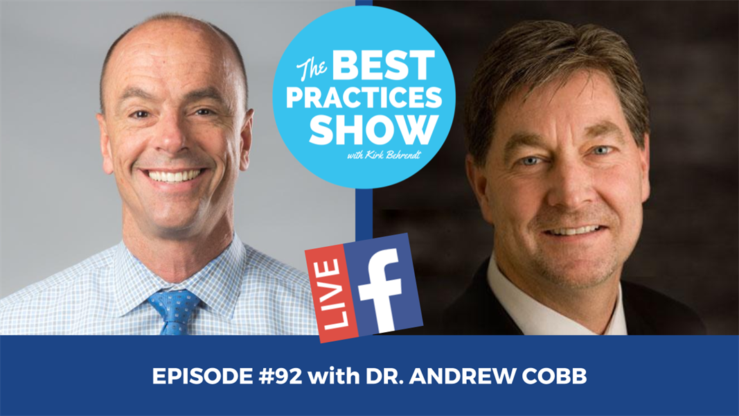 Episode #92 - The Lost Art of Equilibration with Dr. Andrew Cobb