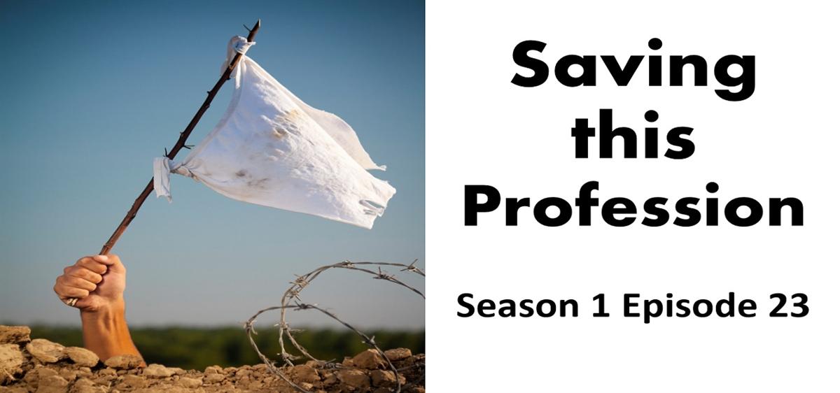 Saving This Profession - Season 1 Episode 23
