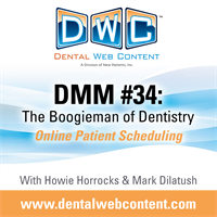 #34: The Boogieman of Dentistry | Dental Marketing Mastery with Howie Horrocks and Mark Dilatush