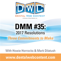 #35: 2017 Resolutions. Three Easy Commitments to Make.