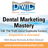 #38: The Truth about Duplicate Content