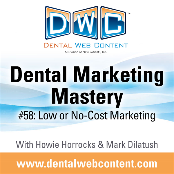 #58: Low or No Cost Marketing