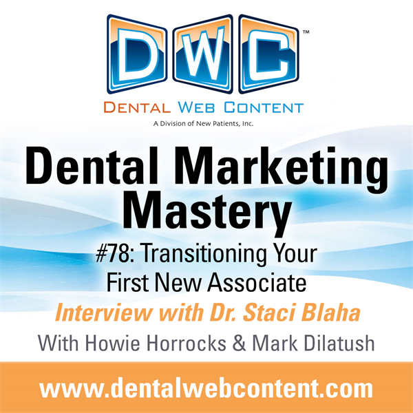 #78: Transitioning Your First Associate With Dr. Staci Blaha