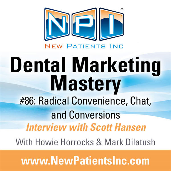 #86: Radical Convenience, Chat, and Conversions