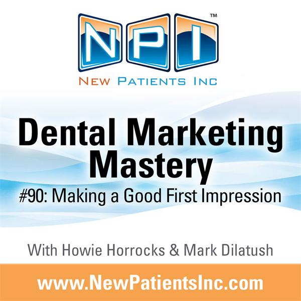 #90: Making a Good First Impression