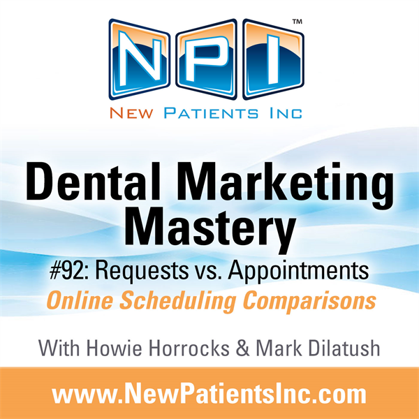 #92: Requests vs. Appointments | Online Scheduling Done Right