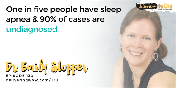 130 - Finding Your Happiness with Dr. Emily Stopper
