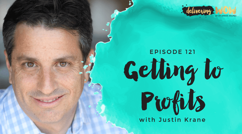 Getting to Profits with Justin Krane