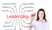 Be the Leader who Inspires others to Lead