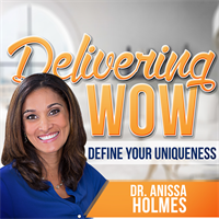 001 Take Action! It All Starts with A Vision. Dr. Anissa Holmes