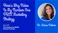 Here's Why Video is My #1 FREE Marketing Strategy