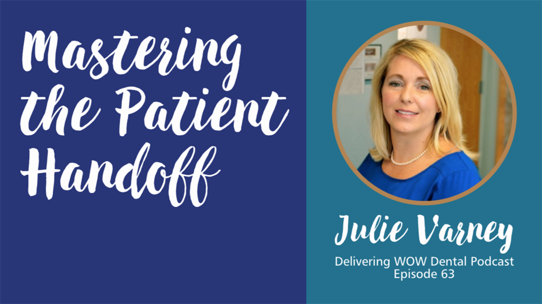 Mastering the Patient Handoff with Julie Varney