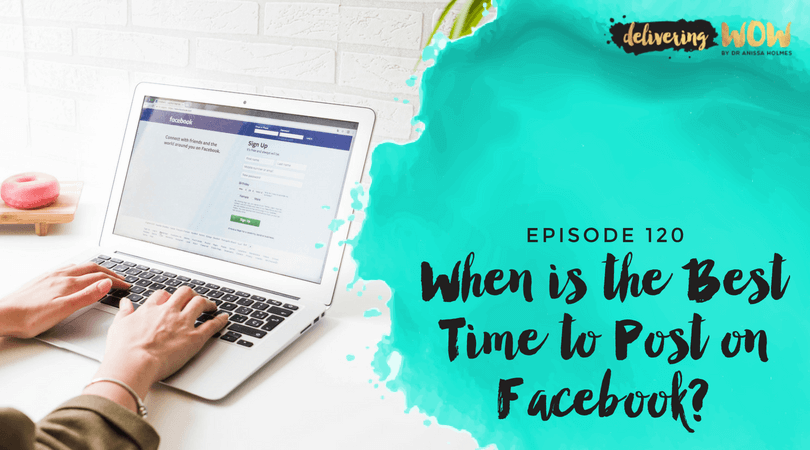 When is the Best Time to Post on Facebook?