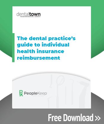 The Dental Practice's Guide To Individual Health Insurance Reimbursement