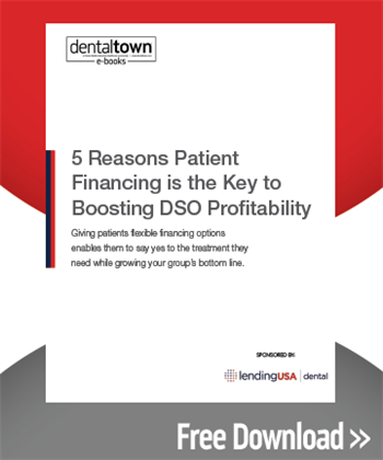 5 Reasons Patient Financing is the Key to Boosting DSO Profitability