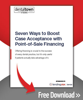 Seven Ways to Boost Case Acceptance with Point-of-Sale Financing