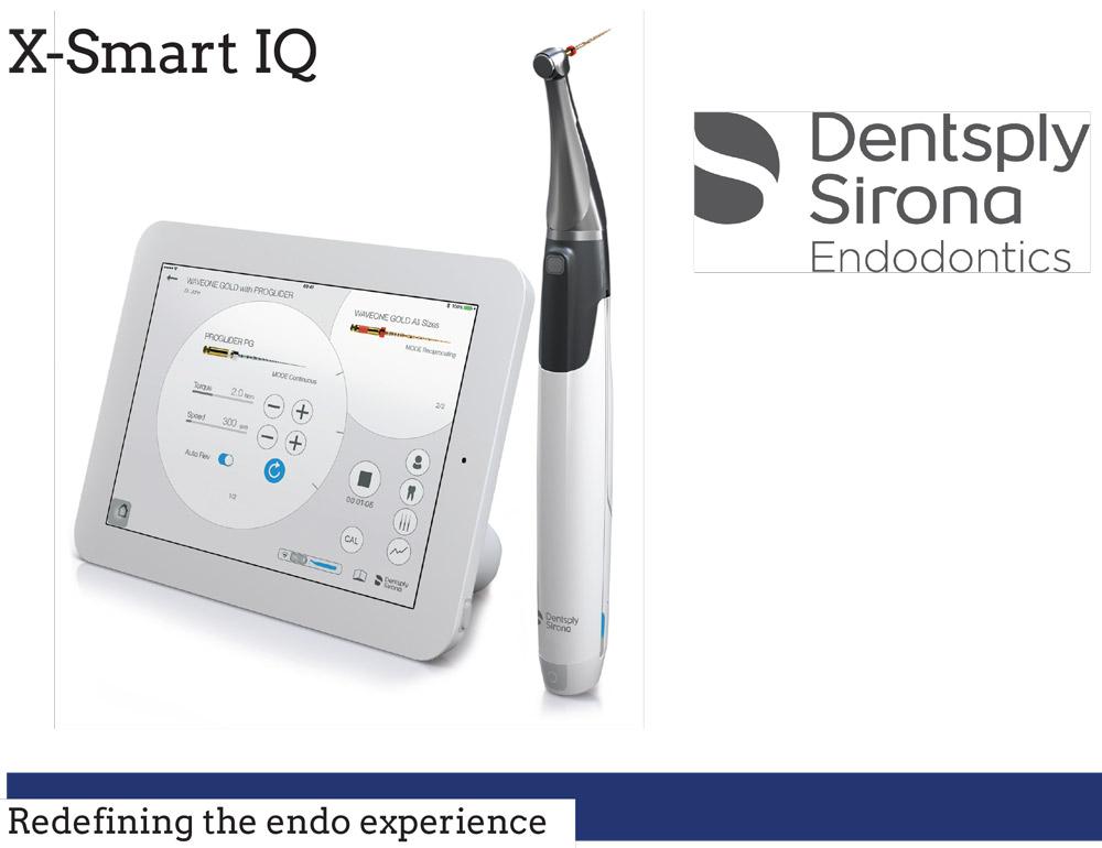 Product profile dentsply sirona endodontics x smart iq dentaltown dentaltown magazine malvernweather Gallery
