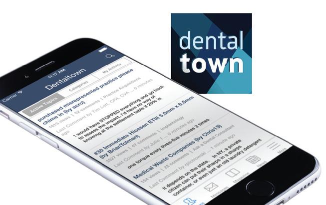 Dentaltown APP