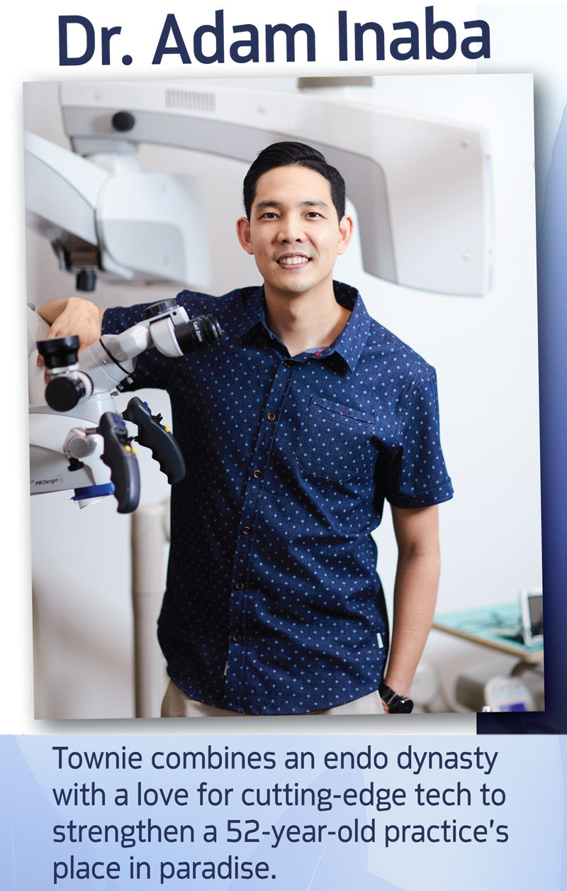 Dr. Adam Inaba